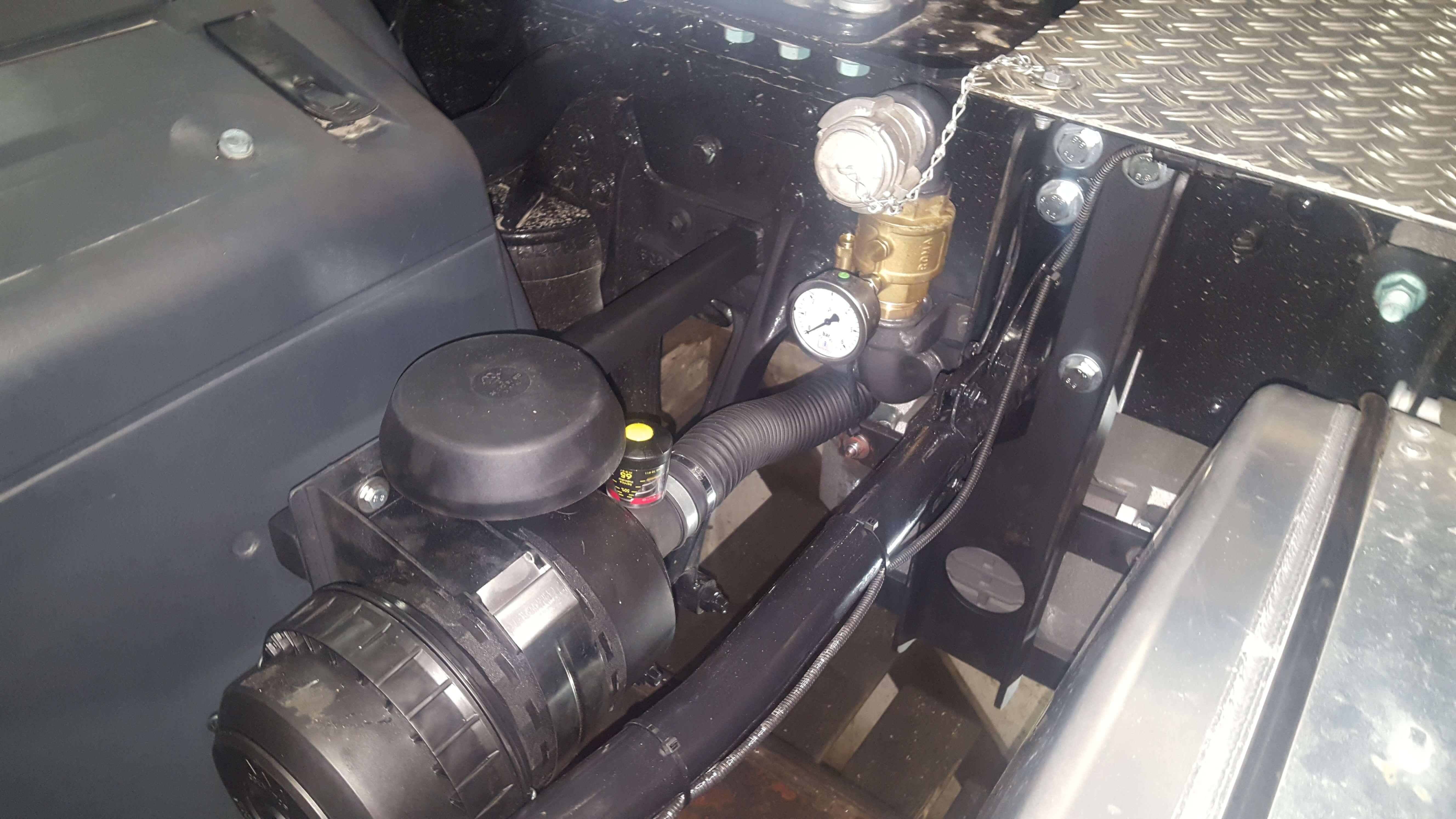 Tankwagen-Kompressoren